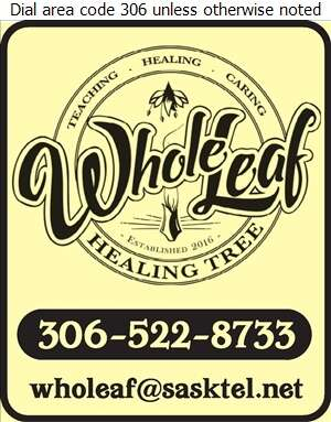 Whole Leaf Healing Tree - Hydroponics Equipment & Supplies Digital Ad