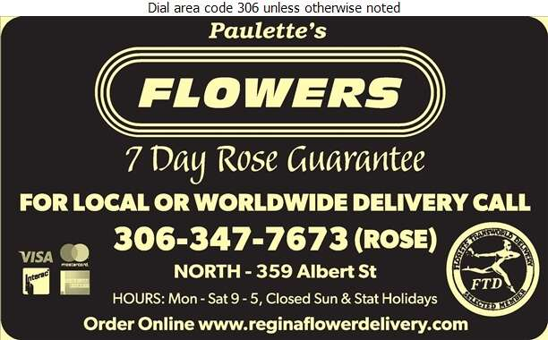 Grower Direct Fresh Cut Flowers - Florists Retail Digital Ad
