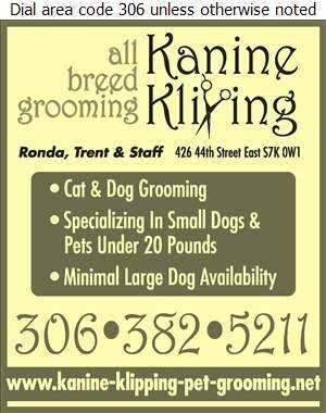 Kanine Klipping All Breed Grooming - Pet Washing & Grooming Digital Ad