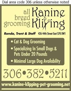 Kanine Klipping All Breed Grooming - Pet Washing & Grooming Digital Ad