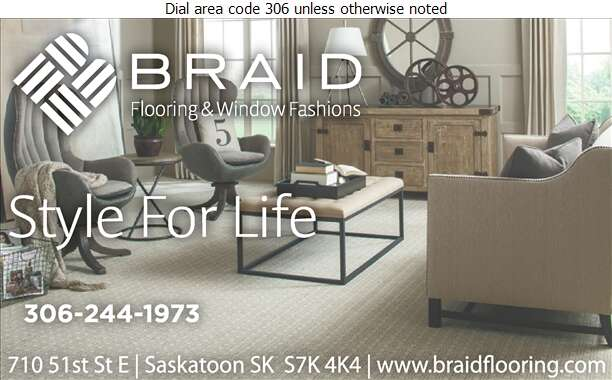 Braid Flooring Ltd - Carpets & Rugs Retail Digital Ad