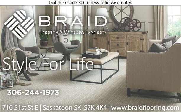 Braid Flooring Ltd - Carpets & Rugs Retail Digital Ad