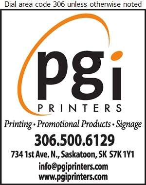 PGI Printers - Promotional Products Digital Ad