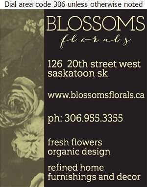 Blossoms Florist - Florists Retail Digital Ad