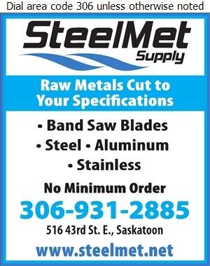 Steelmet Supply - Steel Digital Ad