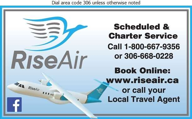 Rise Air - Air Line Companies Digital Ad