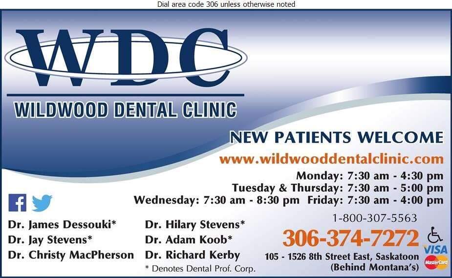 Wildwood Dental Clinic - Dentists Digital Ad