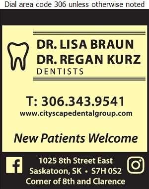 Braun Lisa Dr - Dentists Digital Ad