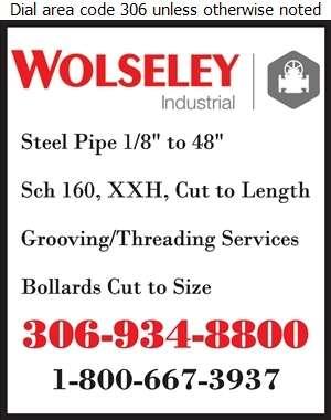Wolseley Industrial Canada Inc - Pipe Digital Ad
