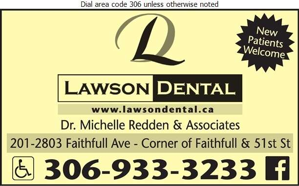 Lawson Dental - Dentists Digital Ad