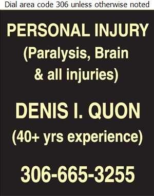 Quon Ferguson - Lawyers Digital Ad