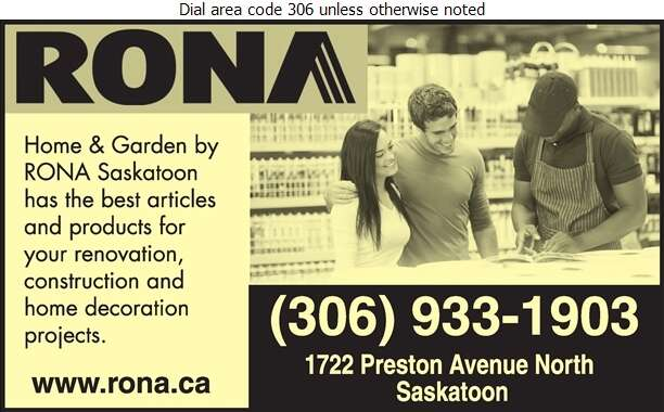 RONA Home Centre (Contractor Sales) - Lumber Retail Digital Ad