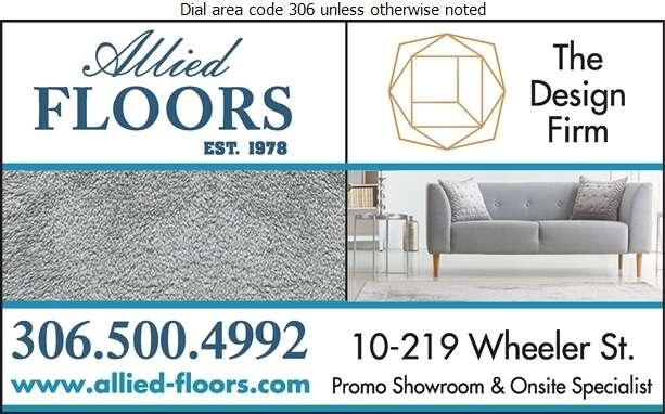 Allied Floors Est 1978 - Carpets & Rugs Retail Digital Ad