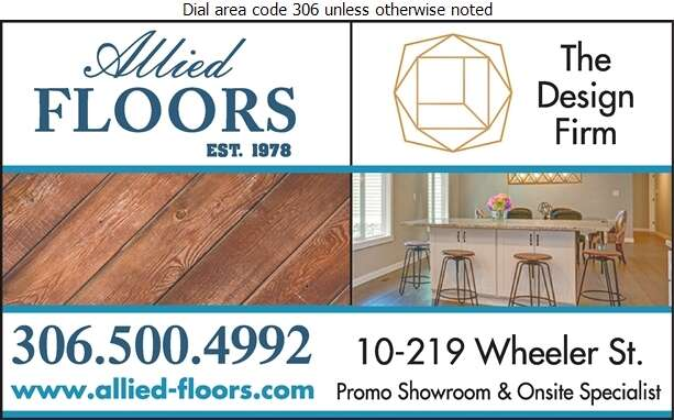 Allied Floors Est 1978 - Hardwood Flooring Digital Ad