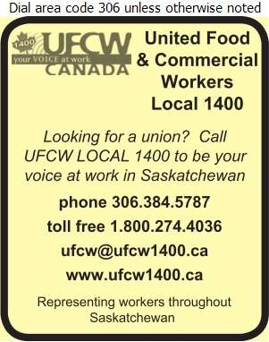 United Food & Commercial Workers Local Union 1400 - Unions Digital Ad