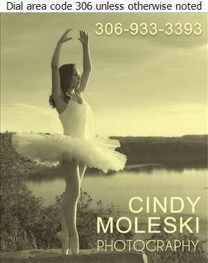 Cindy Moleski Photography - Photographers Digital Ad