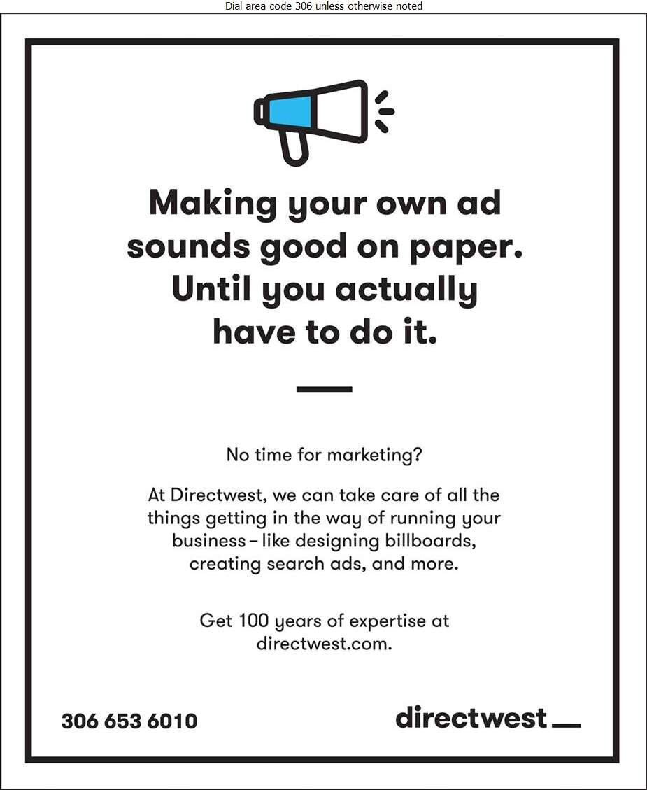 Directwest - Advertising Digital Ad