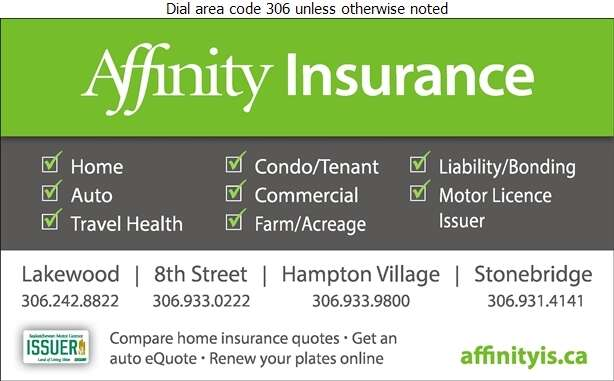 Affinity Insurance Services Inc (Fax) - Insurance Digital Ad