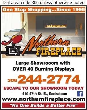 Northern Fireplace Ltd - Fireplaces Digital Ad