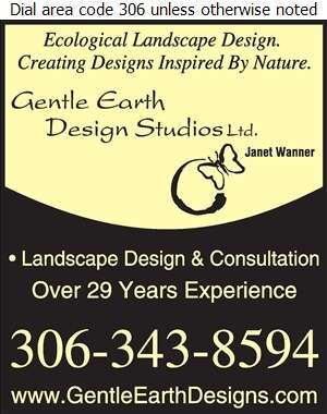 Gentle Earth Design Studios - Landscape Contractors & Designers Digital Ad