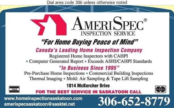 AmeriSpec - Home Inspections Digital Ad