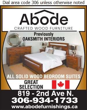 ABODE Crafted Wood Furnishings - Beds Digital Ad