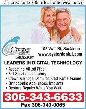 Oyster Dental Lab - Dental Laboratories Digital Ad