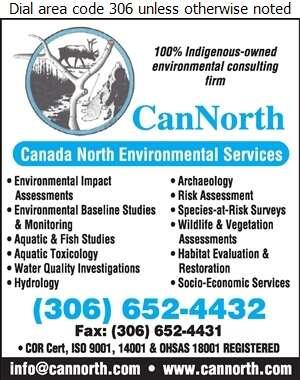 Canada North Environmental Services Limited Partnership - Environmental Consultants Digital Ad