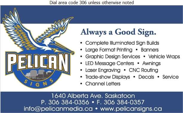 Pelican Signs & Decals - Signs Digital Ad