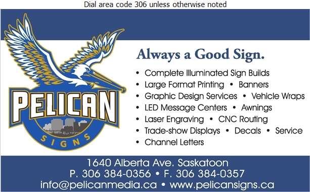 Pelican Signs & Media - Signs Digital Ad