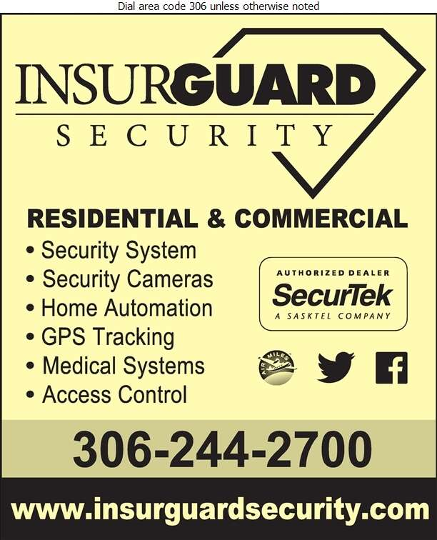 InsurGuard Security - Alarm Systems Digital Ad