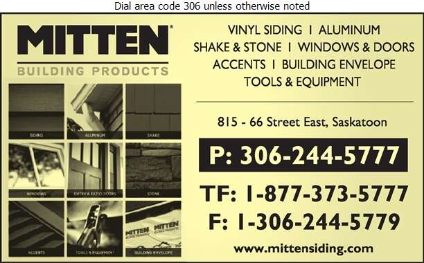 Mitten by Ply Gem - Siding Digital Ad