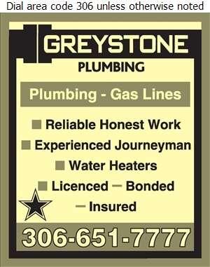 Greystone Plumbing - Plumbing Contractors Digital Ad
