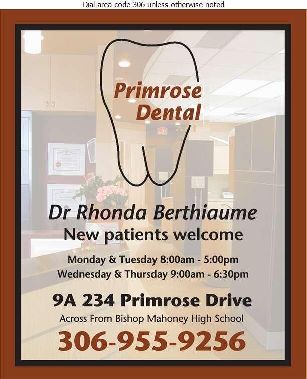 Primrose Dental - Dentists Digital Ad