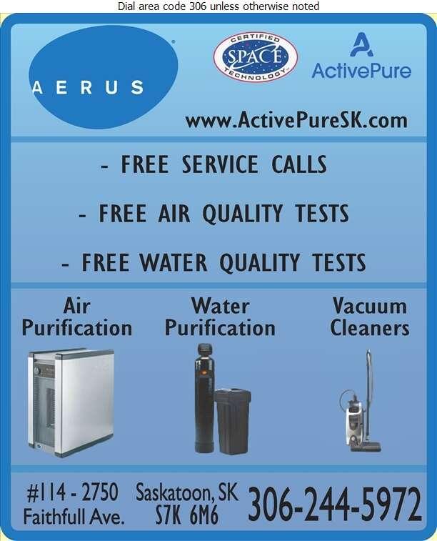 Aerus - Vacuum Cleaners Household Sales & Service Digital Ad