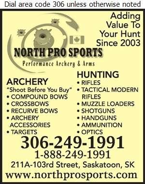 North Pro Sports - Sporting Goods Retail Digital Ad