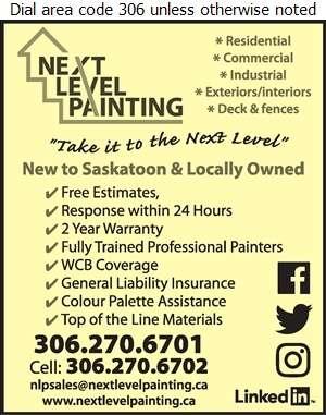 360 Painting Saskatoon - Painting Contractors Digital Ad