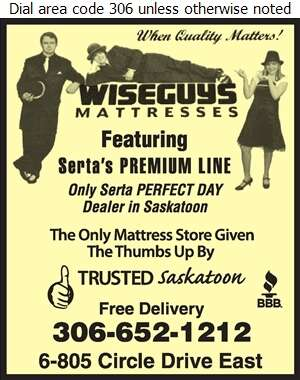 Wiseguys Mattresses - Mattresses Retail Digital Ad