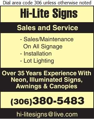 Hi-Lite Sign Service - Signs Maintenance & Repairing Digital Ad