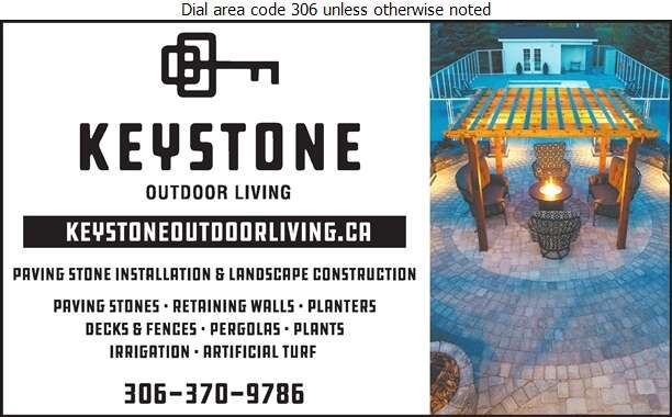 Keystone Paving Corporation - Landscape Contractors & Designers Digital Ad