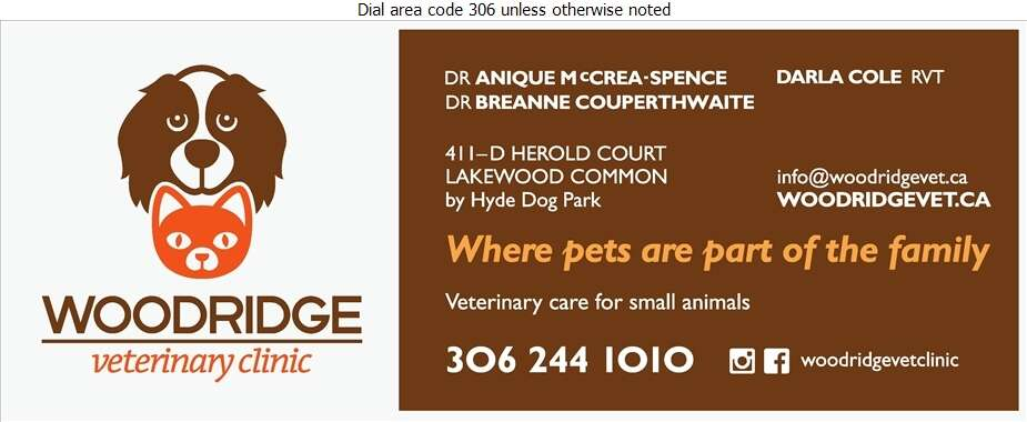 Woodridge Veterinary Clinic - Veterinarians Digital Ad