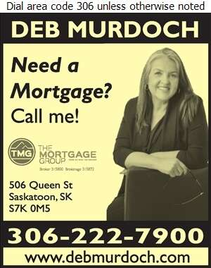 Deb Murdoch - TMG The Mortgage Group - Mortgage Brokers Digital Ad