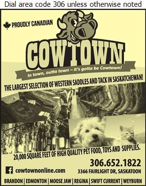 Cowtown - Western Apparel Digital Ad