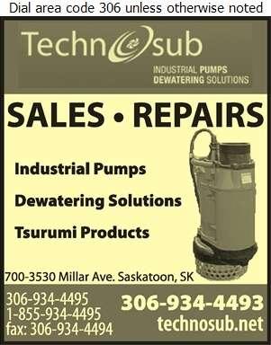 Technosub - Pumps Digital Ad