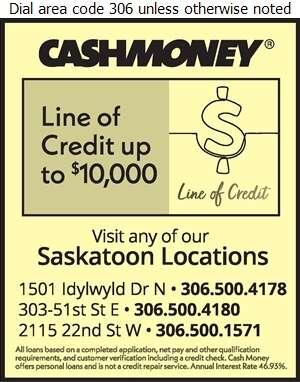Cash Money (Fax) - Loans Digital Ad