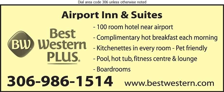Mainstay Suites Saskatoon - Hotels Digital Ad