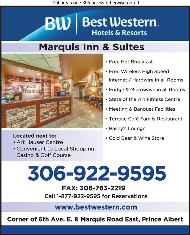 Best Western Marquis Inn & Suites - Hotels Digital Ad