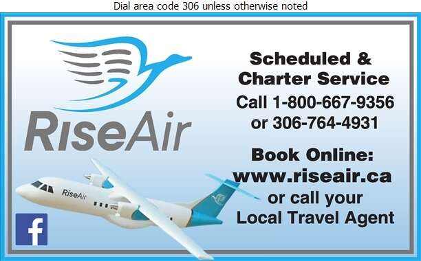 Transwest Air - Air Line Companies Digital Ad