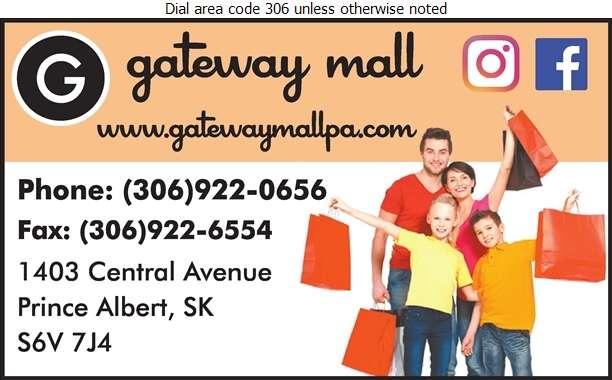 Gateway Mall - Shopping Centres Digital Ad