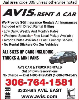Avis Rent-A-Car System - Auto Renting & Leasing Digital Ad
